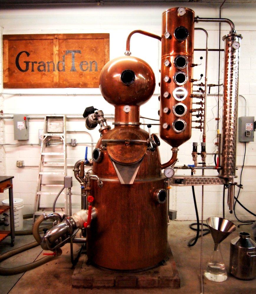 GrandTen Distillery