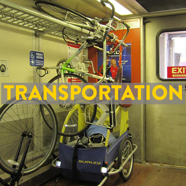 bike friendly transportation in Boston