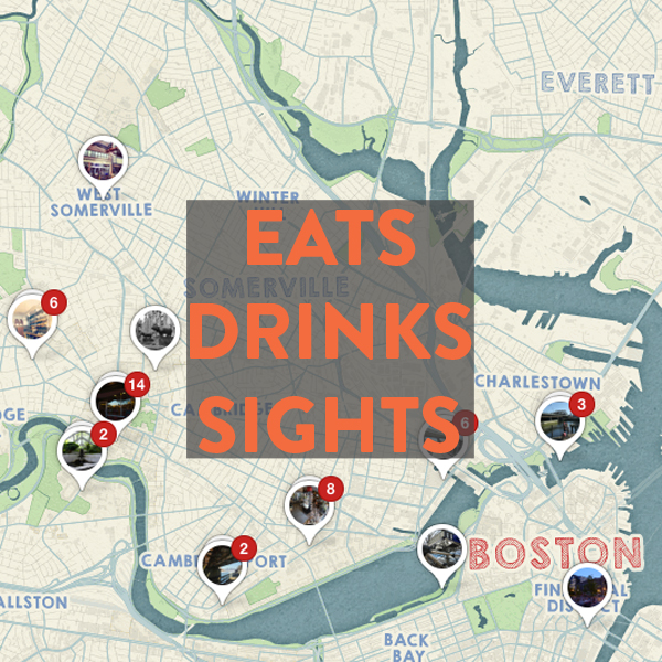 Best eats, drinks and sights by bike