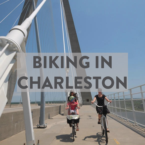 How to bike in Charleston