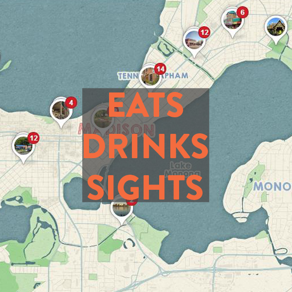 Best eats, drinks and sights by bike in Madison