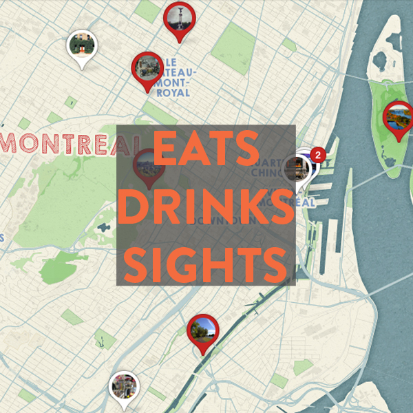 Best eats, drinks & sights by bike in Montreal