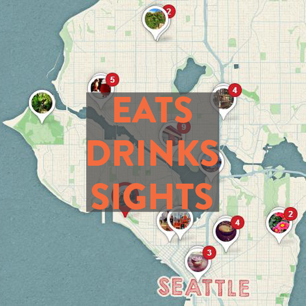 Best eats, drinks, sights by bike in Seattle