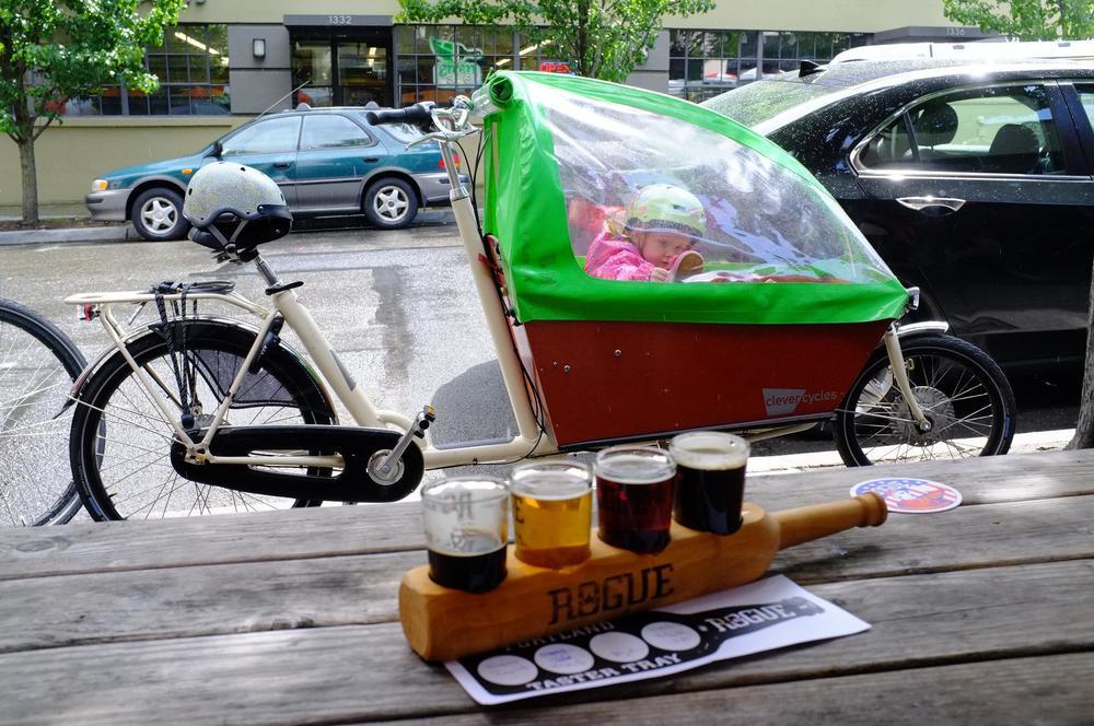 Beer tasting is another mandatory stop