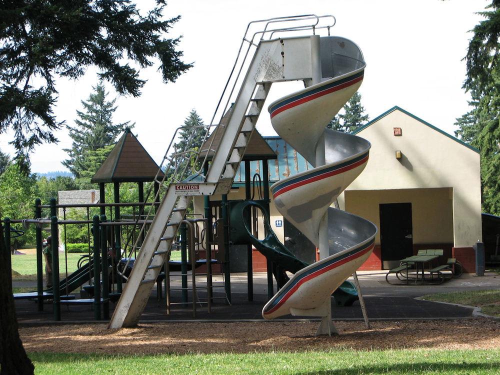 Alberta Park Playground