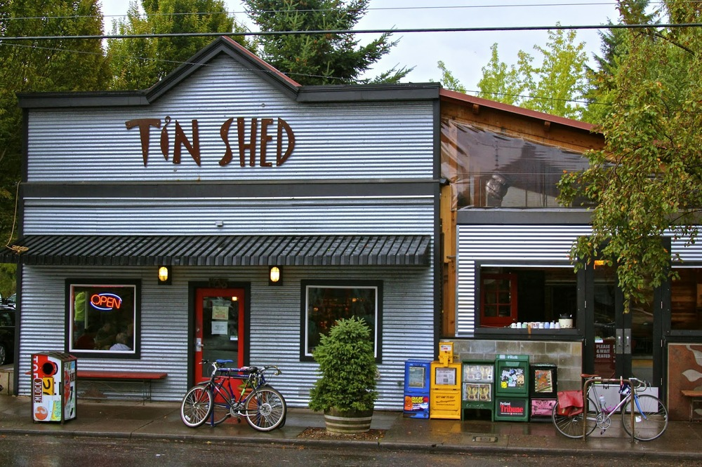 Tin Shed Garden Cafe