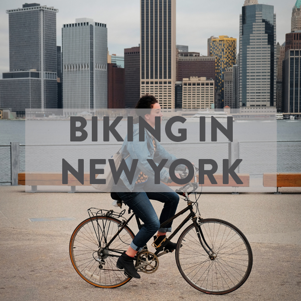 Biking tips for New York City