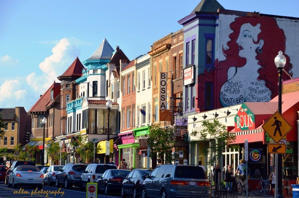 Adams Morgan Neighborhood