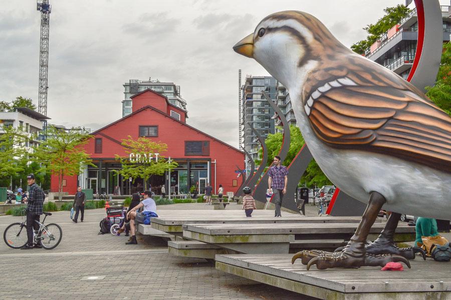 Giant Birds