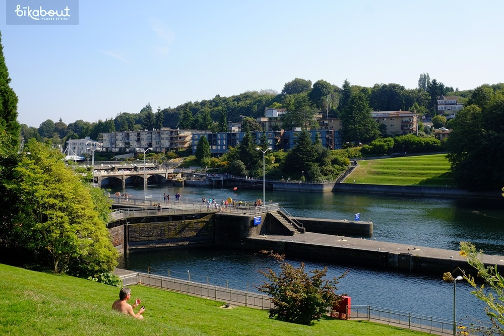 Hiram-Chittenden Locks