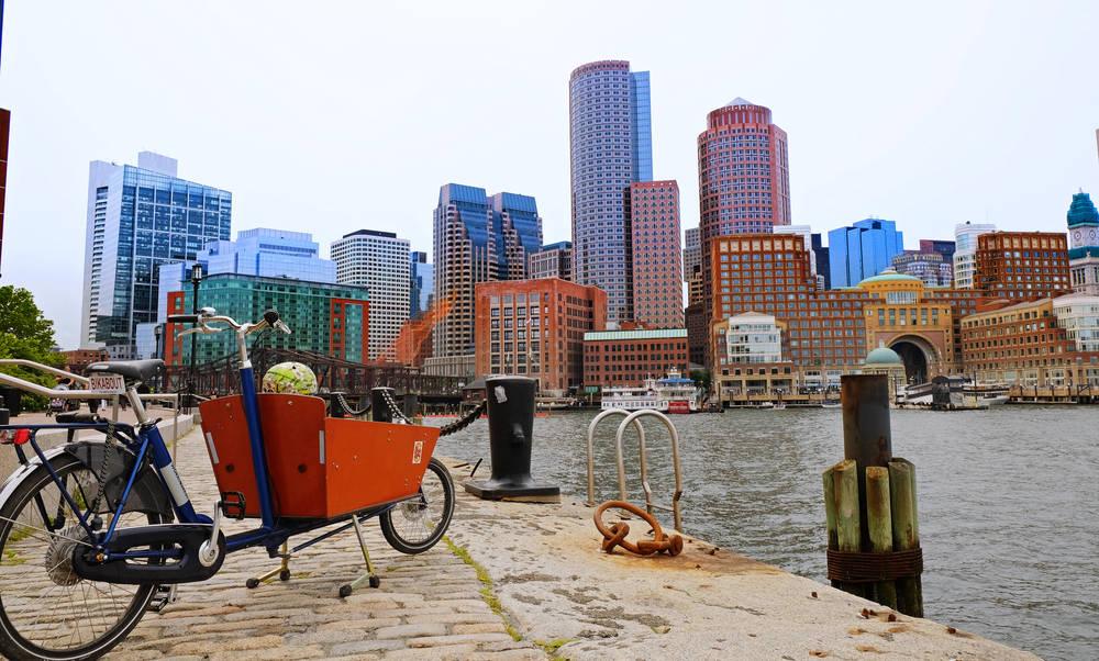 Boston by Bike bikabout