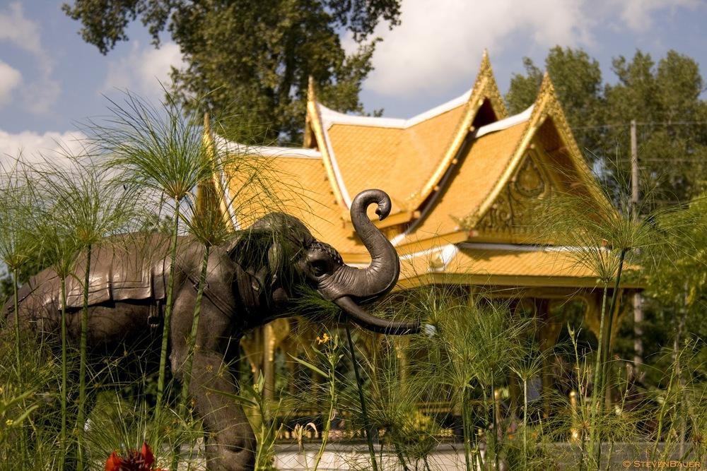 Thai Pavilion at Olbrich Gardens