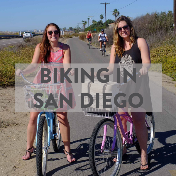 Biking tips for San Diego