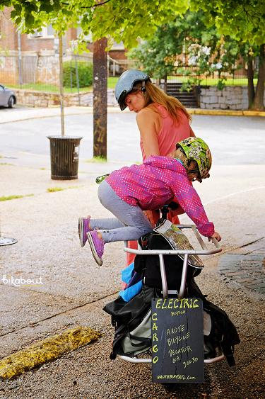 If we could do it all over again, this electric-assist Xtracycle would have been the first bike purchase!