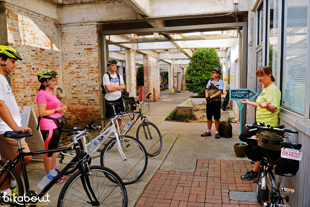 Bicycle Tours of Atlanta gives fantastic city tours AND they rent bikes.