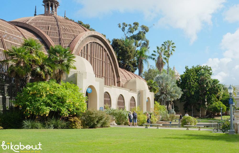 Balboa Park's Botanical Garden