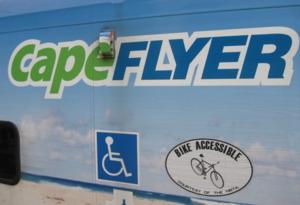 CapeFlyer train