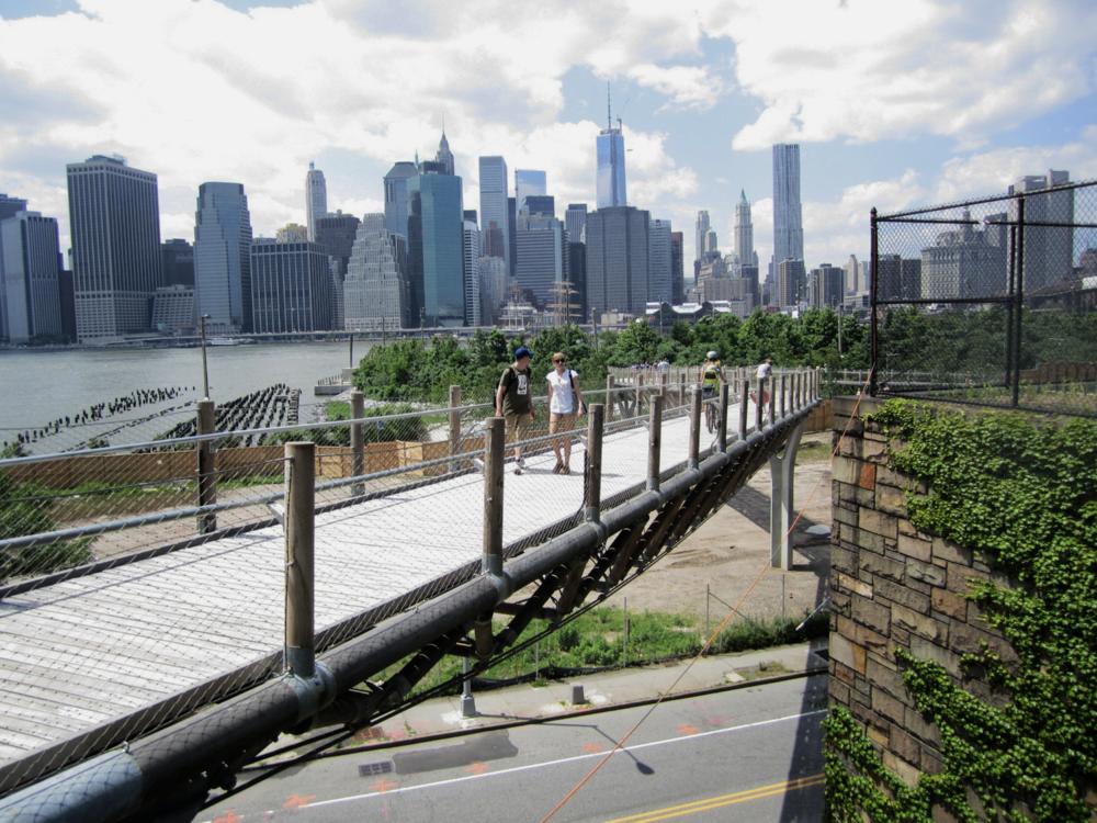 Brooklyn Bridge Park, Brooklyn NY