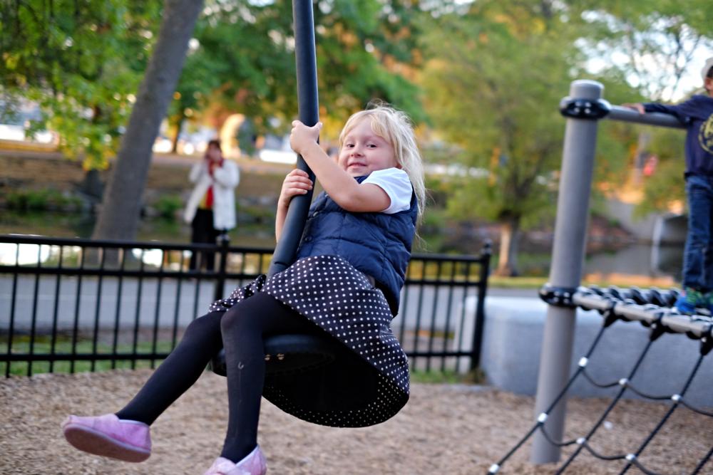 Esplanade Playground, Boston MA