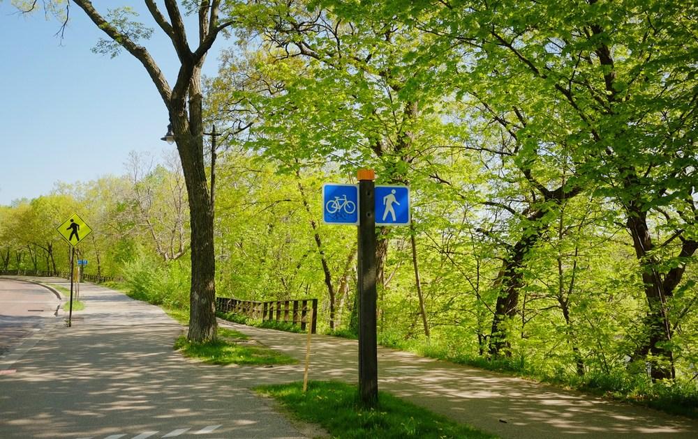 Grand Rounds Scenic Bikeway