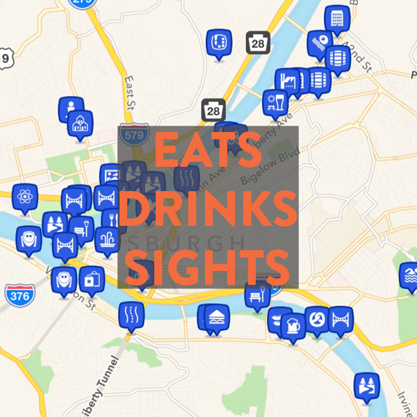 Best eats, drinks & sights in Pittsburgh