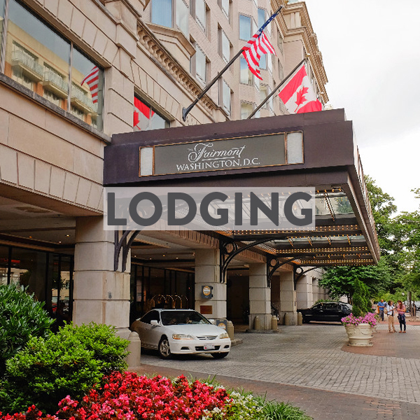 Bike friendly Lodging in DC