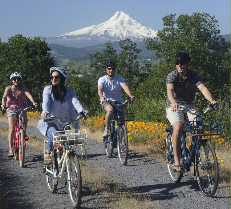 Oregon Ebike rentals starting up this summer!