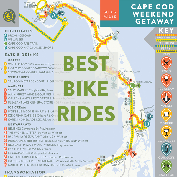 Best Bike Rides in Boston