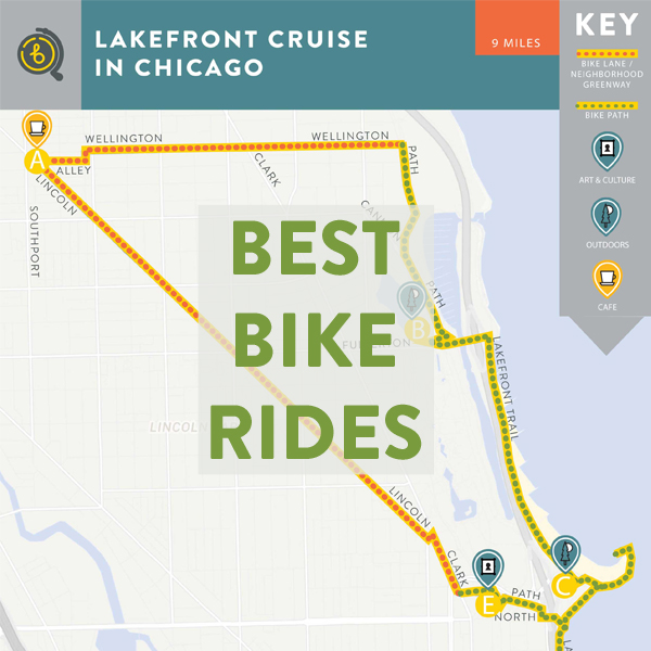 Best Bike Rides in Chicago