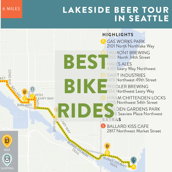 Best Bike Rides in Seattle