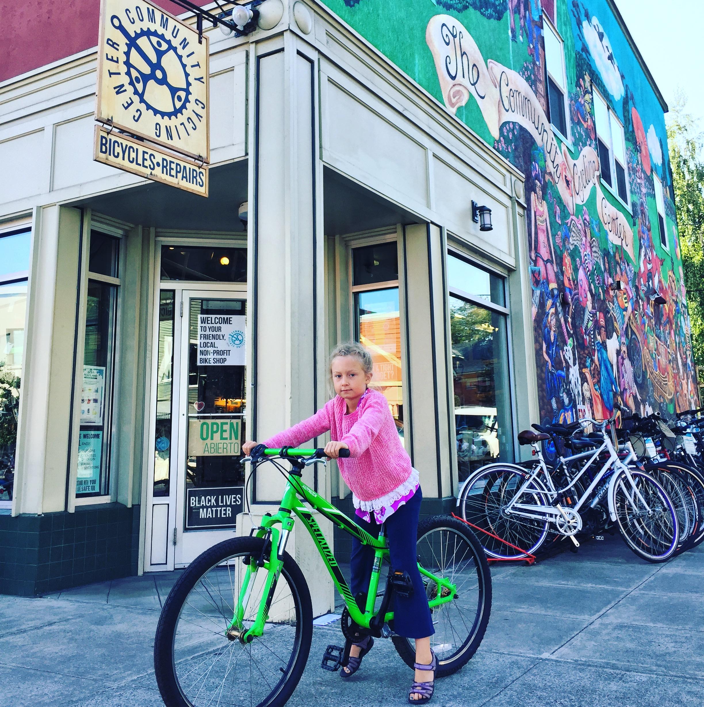 2d7e6d530 Portland by Bike — bikabout