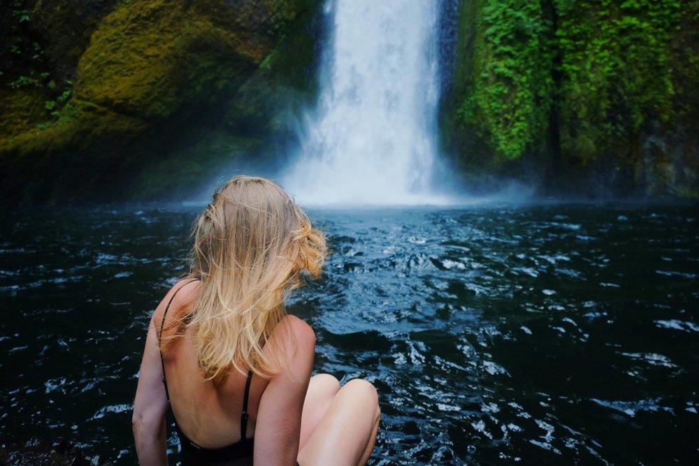 Wachlella Falls