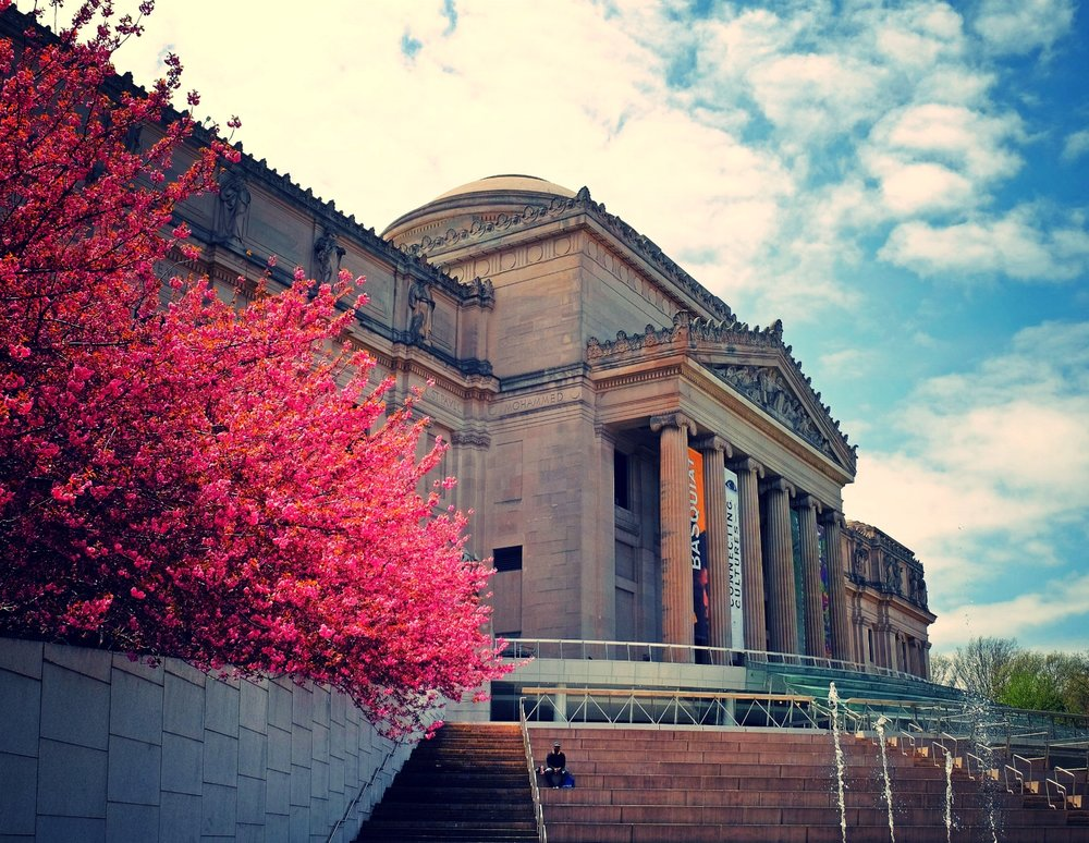 Brooklyn Museum is one of Kurt Andersen's favorites.