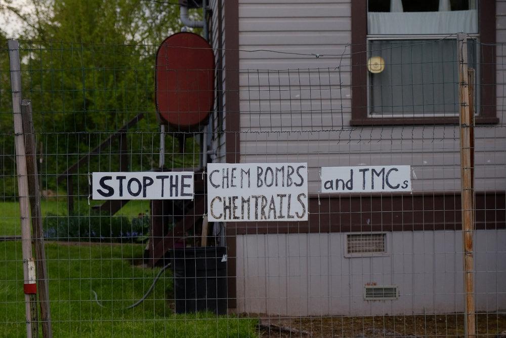 Chemtrail crazies