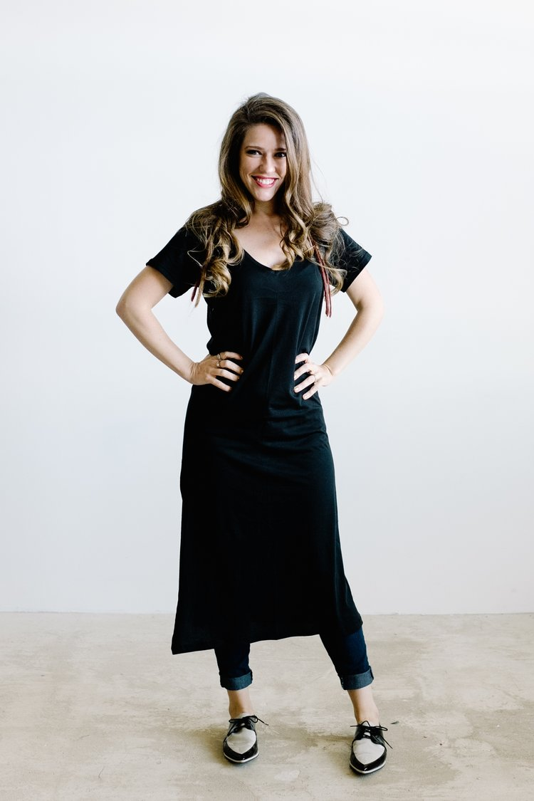 Black Short Sleeve Maxi Dress — A8kelleyjordan