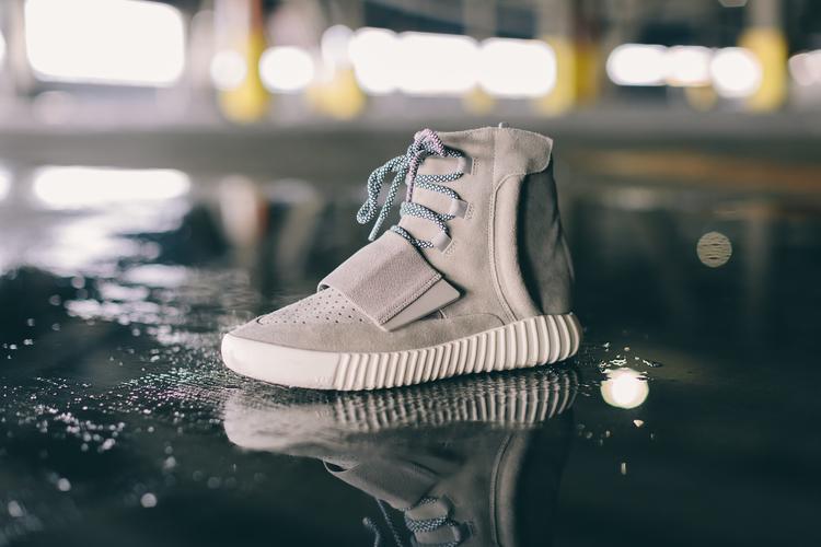 Adidas Yeezy On Foot