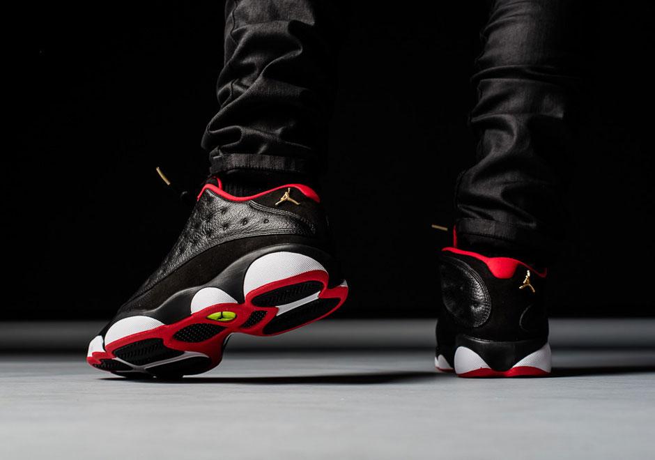 Jordan Nike Air 13 Faible Élevé À Pied