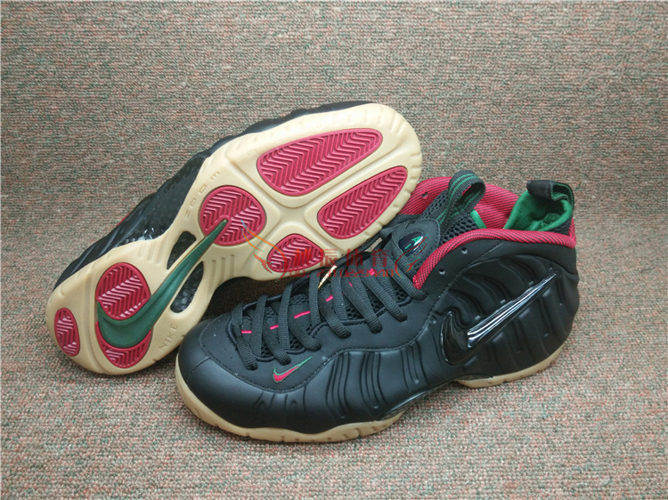 "842fa54daab More Photos Of The Nike Air Foamposite Pro ""Gucci"" Are Finally ..."