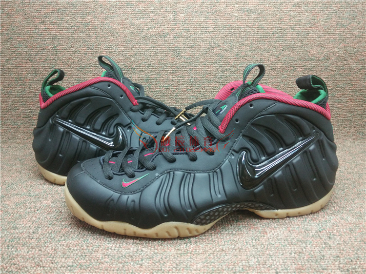 "9e13c9f7496 More Photos Of The Nike Air Foamposite Pro ""Gucci"" Are Finally ..."