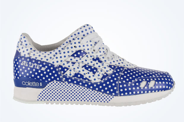 asics gel lyte 3 dotty
