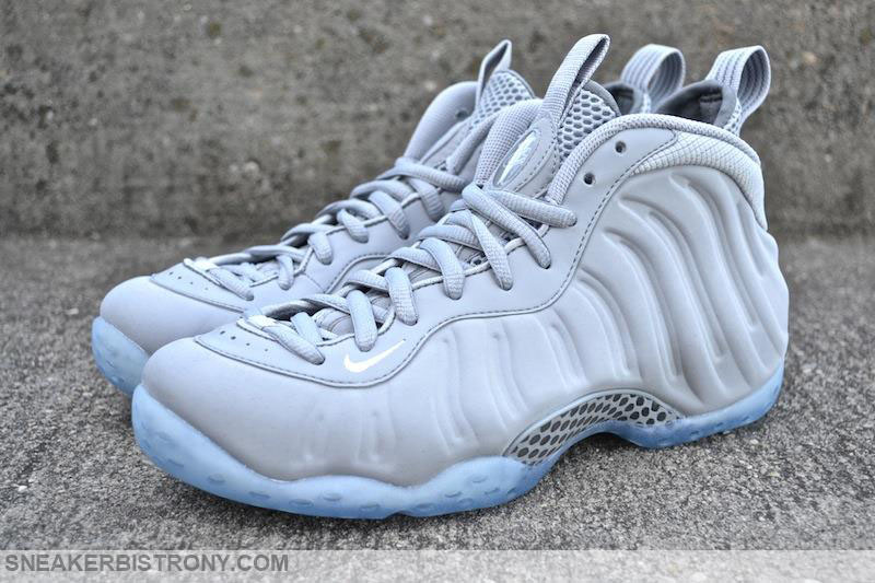 4fb50fe5856 The Nike Air Foamposite One