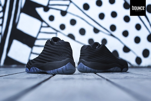 "0a1378473e15f2 Check Out The Newest Look At The Air Jordan Future Low ""Gamma Blue ..."