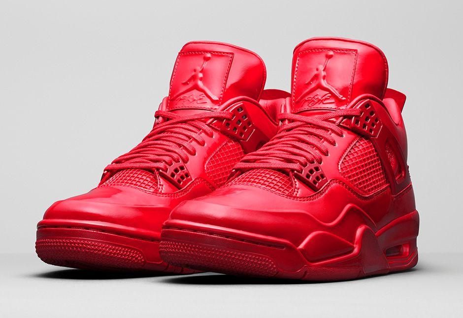 Air Jordan 11Lab4 University Red Official Photos Release Date Sneaker Shouts