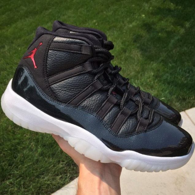 "7a1bd2e24b5 Another Look At The Air Jordan 11 ""72-10″ — Sneaker Shouts"