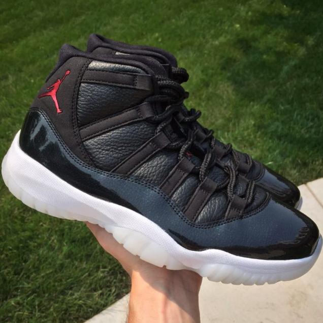 """ec3d1b6d26d Another Look At The Air Jordan 11 """"72-10″ — Sneaker Shouts"""
