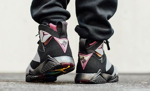 "0621e5138b81 Check Out These On-Feet Photos Of The Air Jordan 7 ""Bordeaux ..."