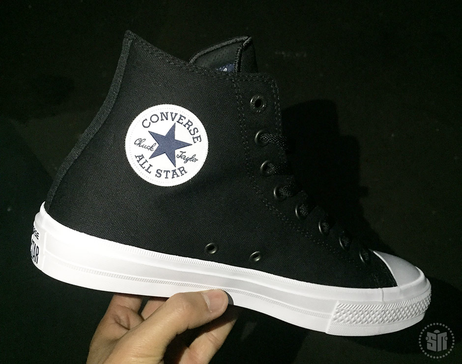 9b098ac78a0633 Here s A First Look At The Converse Chuck Taylor II! — Sneaker Shouts