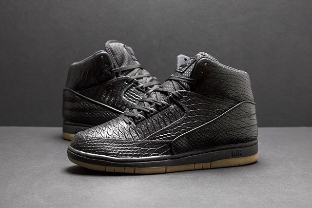 05bac2d0a9a9 The Nike Air Python – Black   Gum Is Now Available — Sneaker Shouts