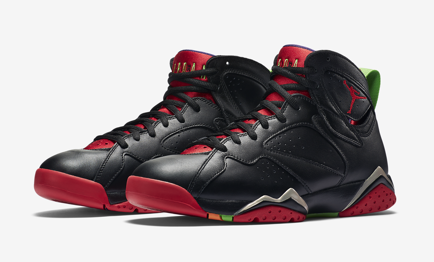 "d5948e4ced0 Official Photos Of The Air Jordan 7 ""Marvin The Martian!"