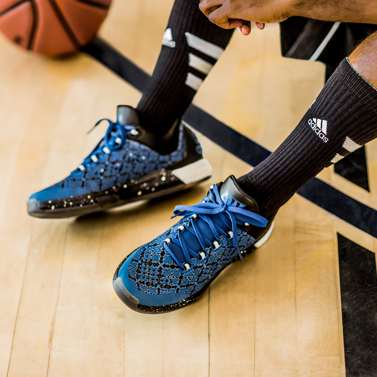 63be25ae313 adidas x Andrew Wiggins Crazylight Boost 2015 Road Edition — Sneaker Shouts